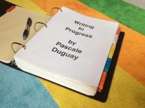 Writing Pascale Duguay